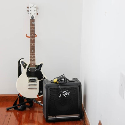 First Act Electric Guitar and Amplifier