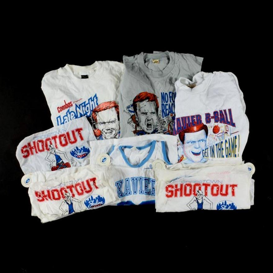 95c85495af7 Cincinnati Gardens - Xavier University vs. University of Cincinnati  Crosstown Shootout Souvenirs and More : EBTH