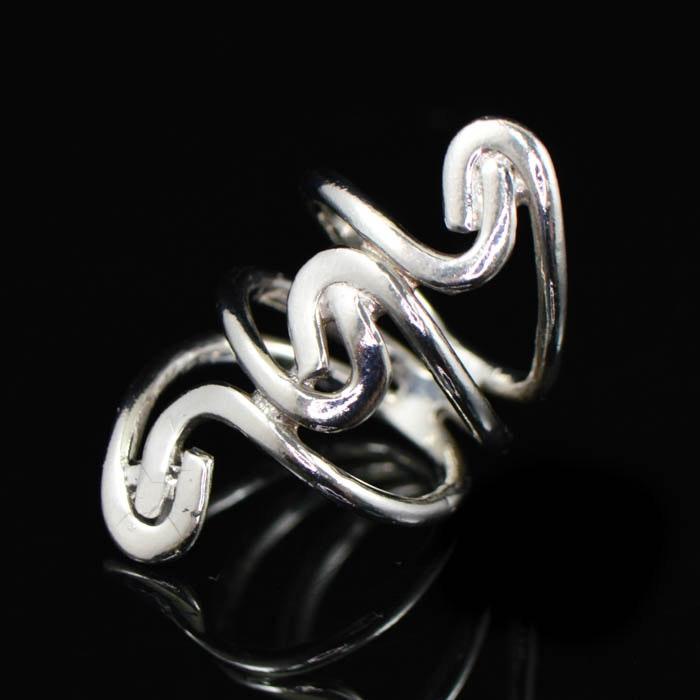 sterling silver snake ring ebth