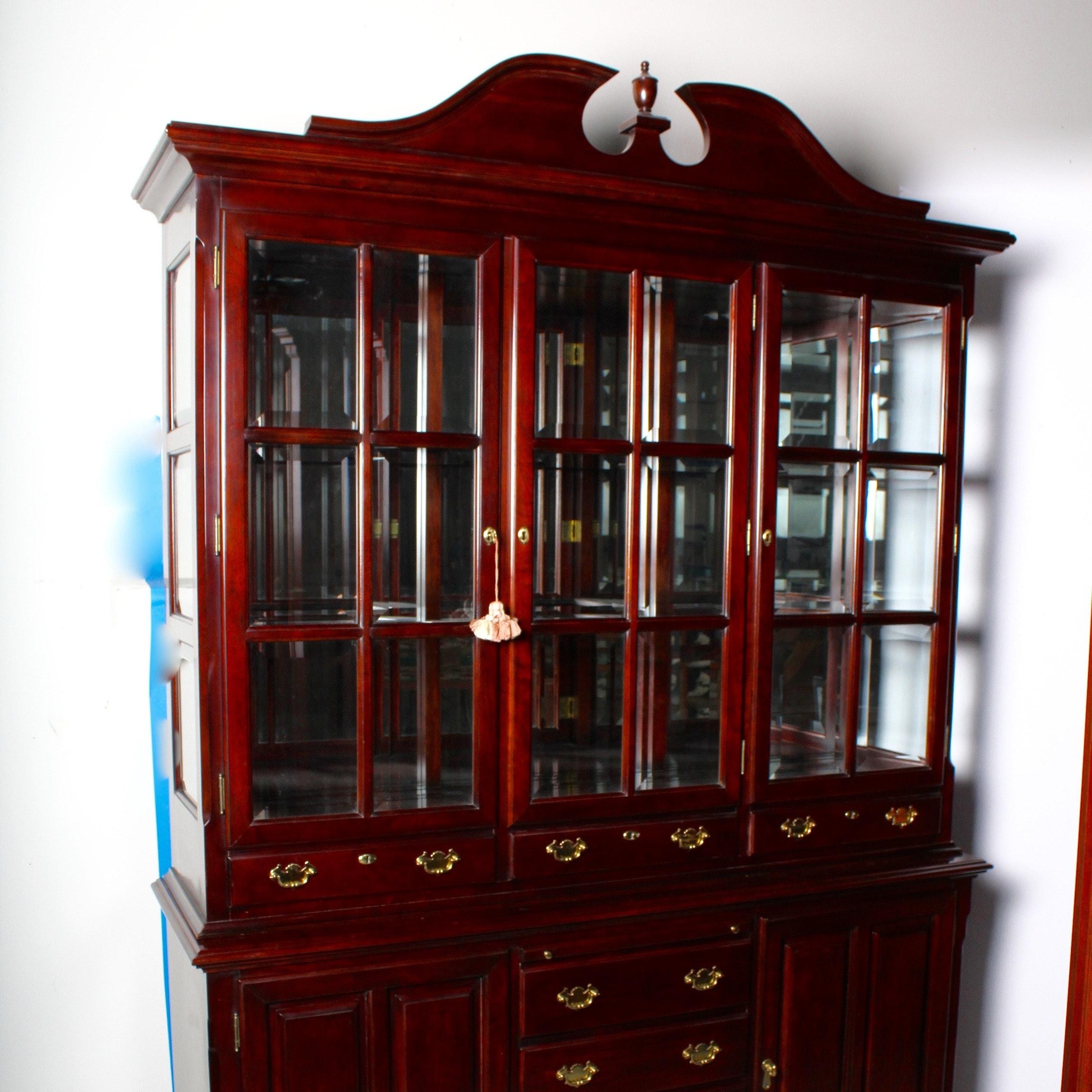 Pennsylvania Classics Queen Anne China Cabinet ...