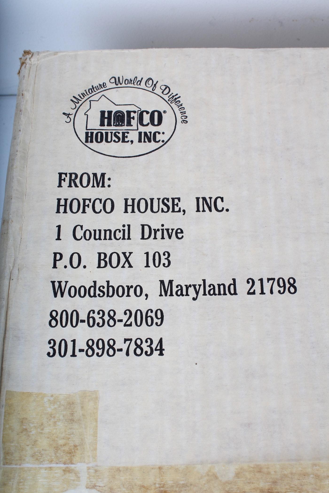 Victorian Auto Sales >> Hofco House Victorian Dollhouse Kit | EBTH