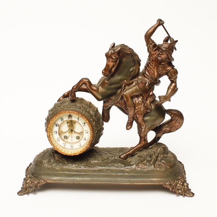 Viking Clock