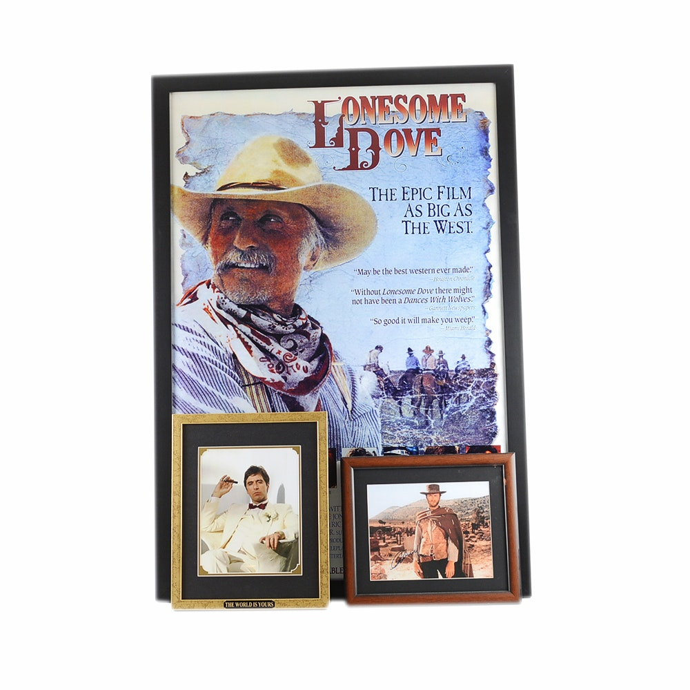 Framed Film Collectibles