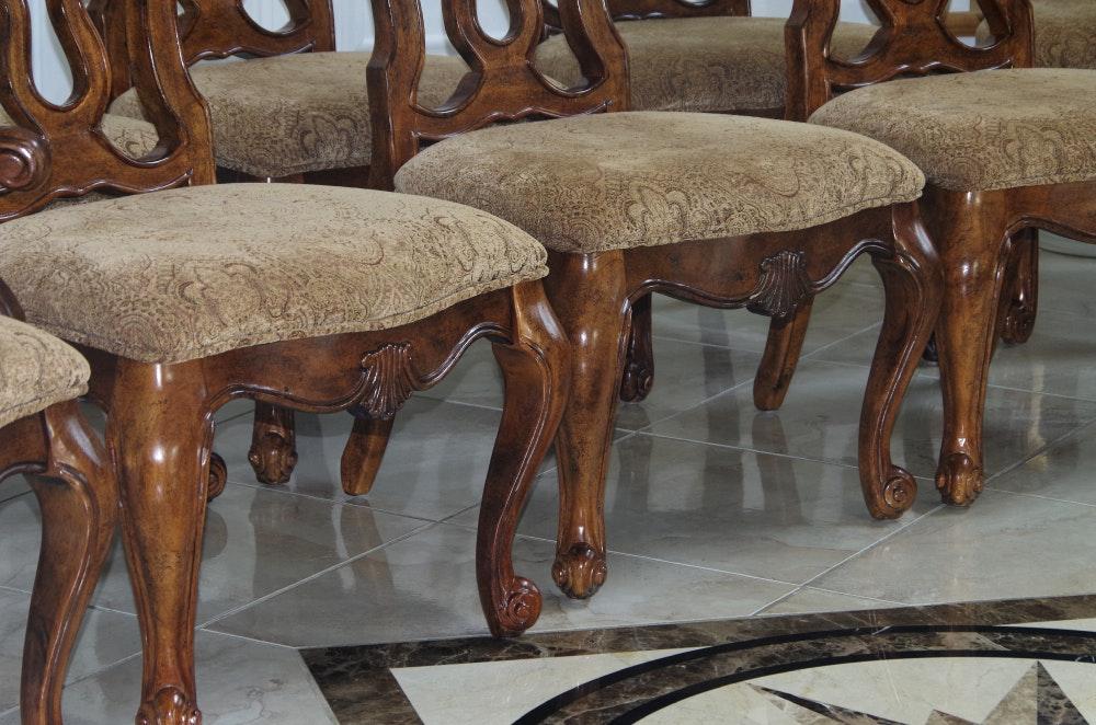 Villa Cortina Bedroom Furniture: Ten Universal Furniture Villa Cortina Dining Chairs