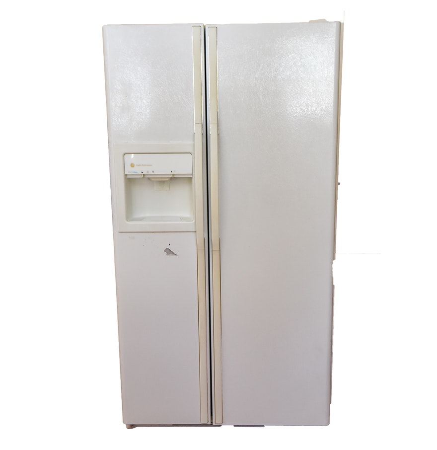 Ge Profile Performance Ge Profile Performance Refrigerator Tfx30 Model Water By Culligan