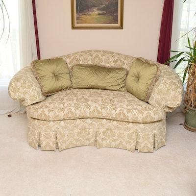 Super Vintage Sofas Antique Settees Retro Loveseats And Antique Machost Co Dining Chair Design Ideas Machostcouk