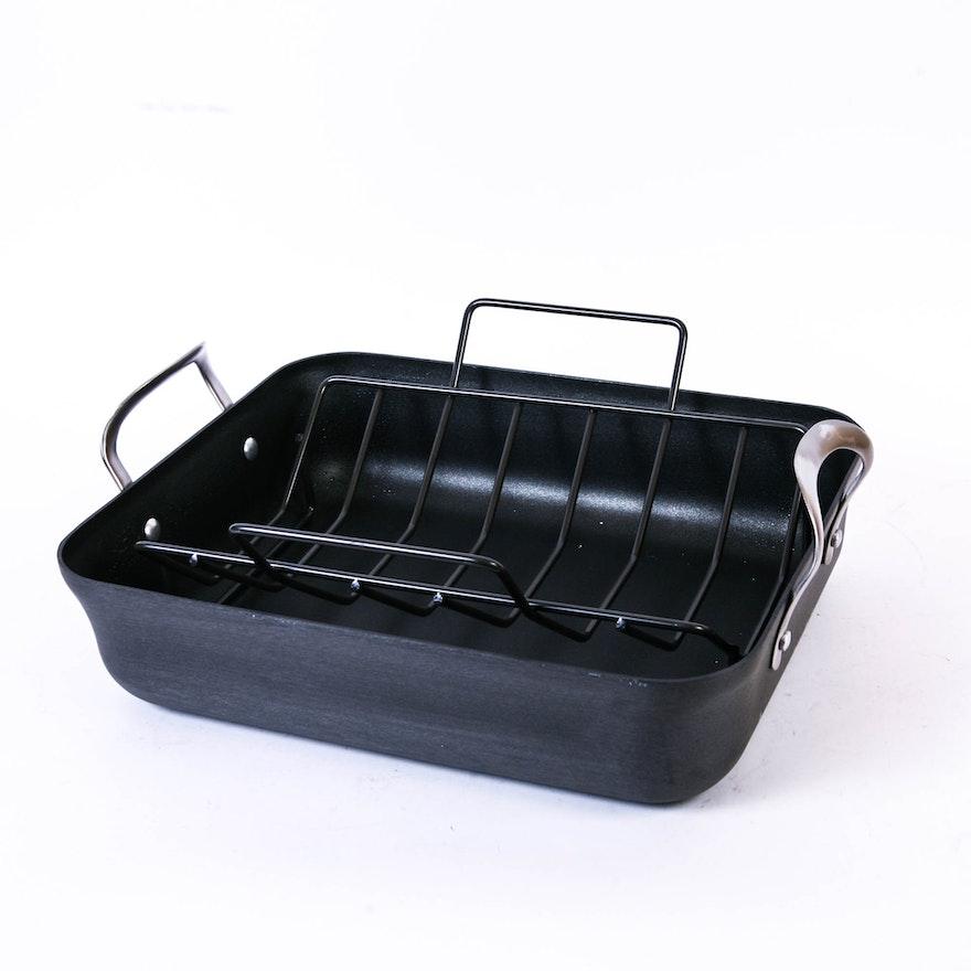 Calphalon Classic Non Stick Roasting Pan With Rack