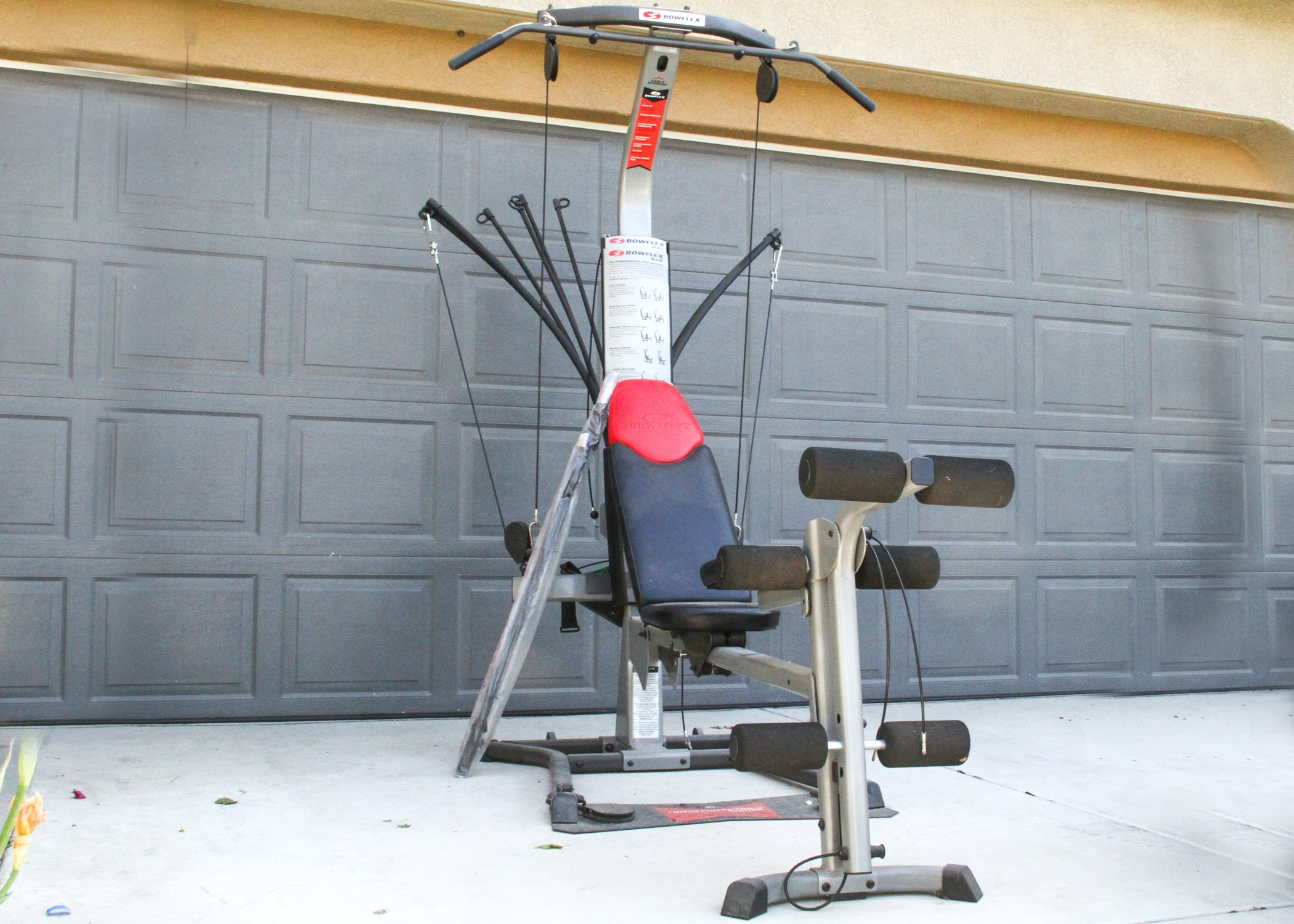 Collapsible Inversion Table Used Fitness Equipment Auction | Used Workout Equipment Auction in Los ...
