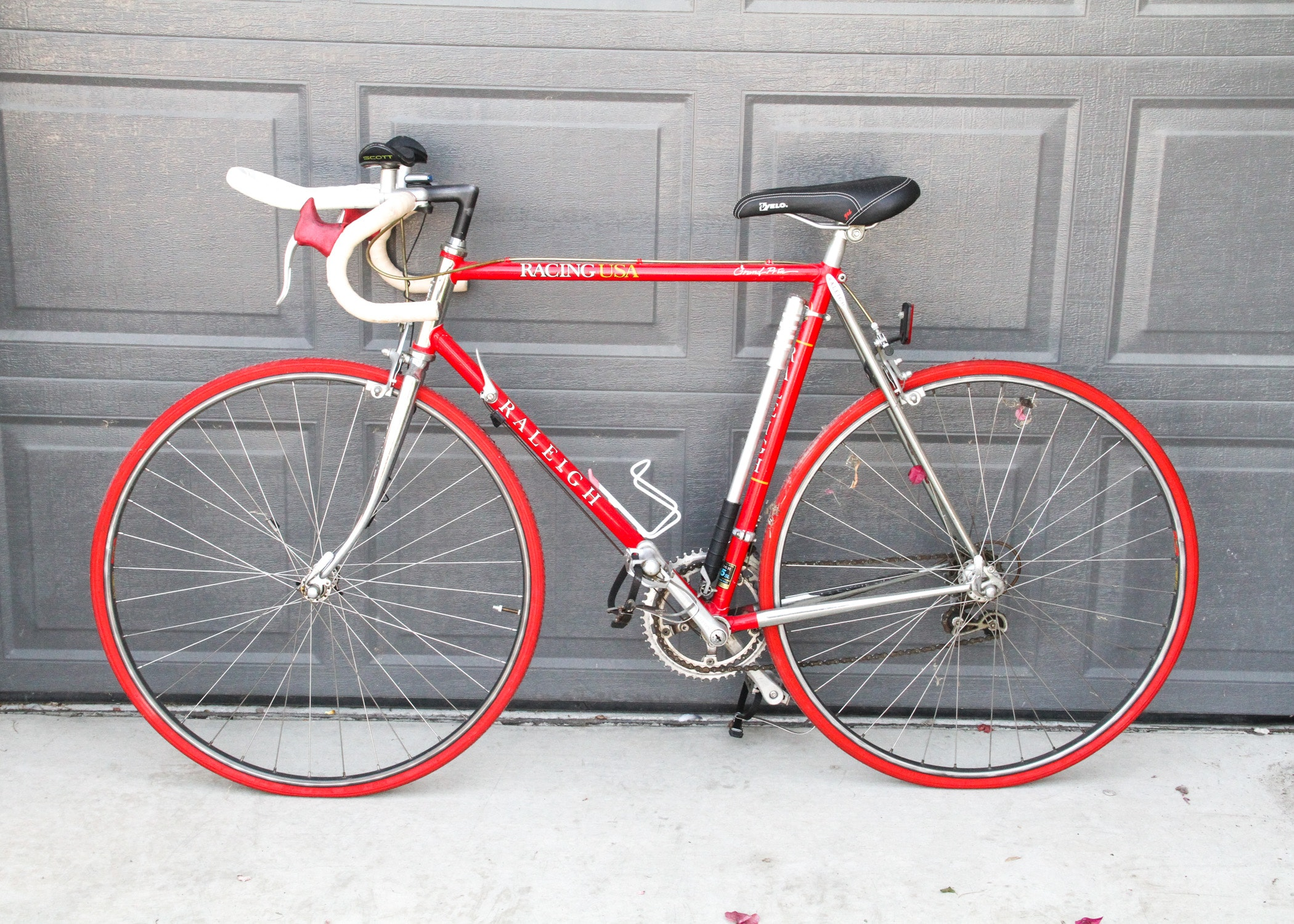 old raleigh bikes 1980s
