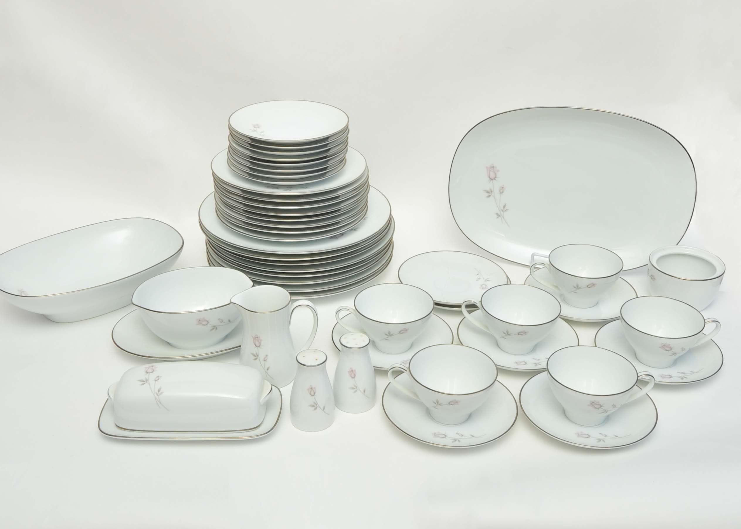 "Noritake Japan China ""Pasadena"" Tableware"