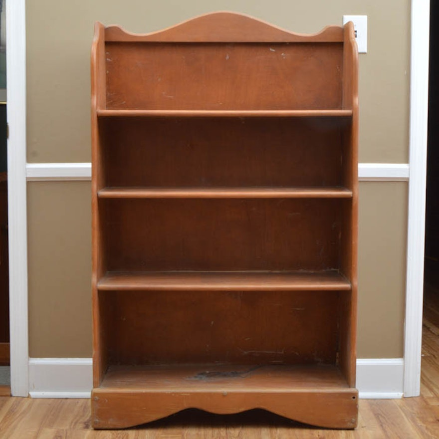 bookhelves hardwood bailey maple knockdown cabinetmakers bookcases bookcase custom r solid charles gallery handcrafted