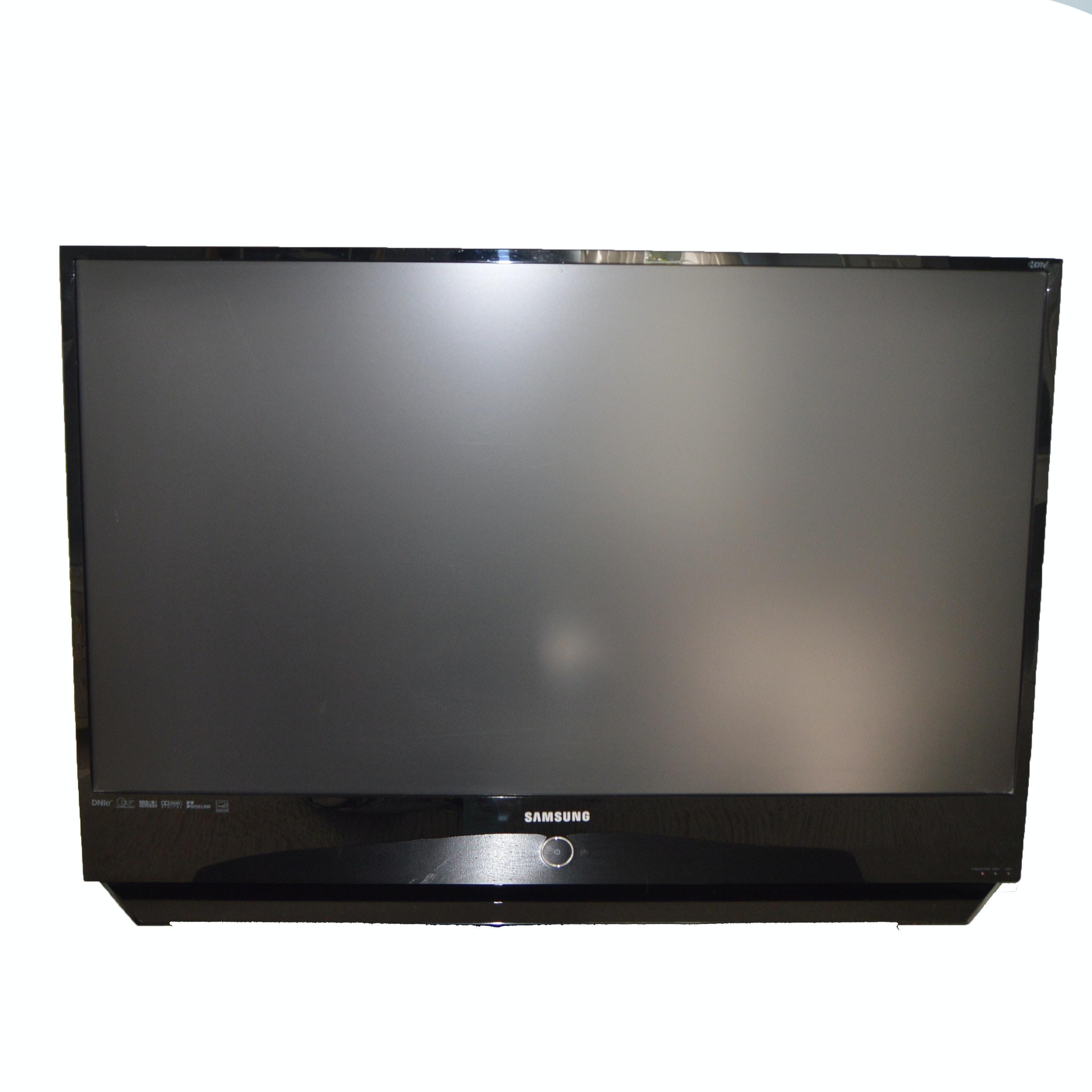 Samsung Flat Screen Television