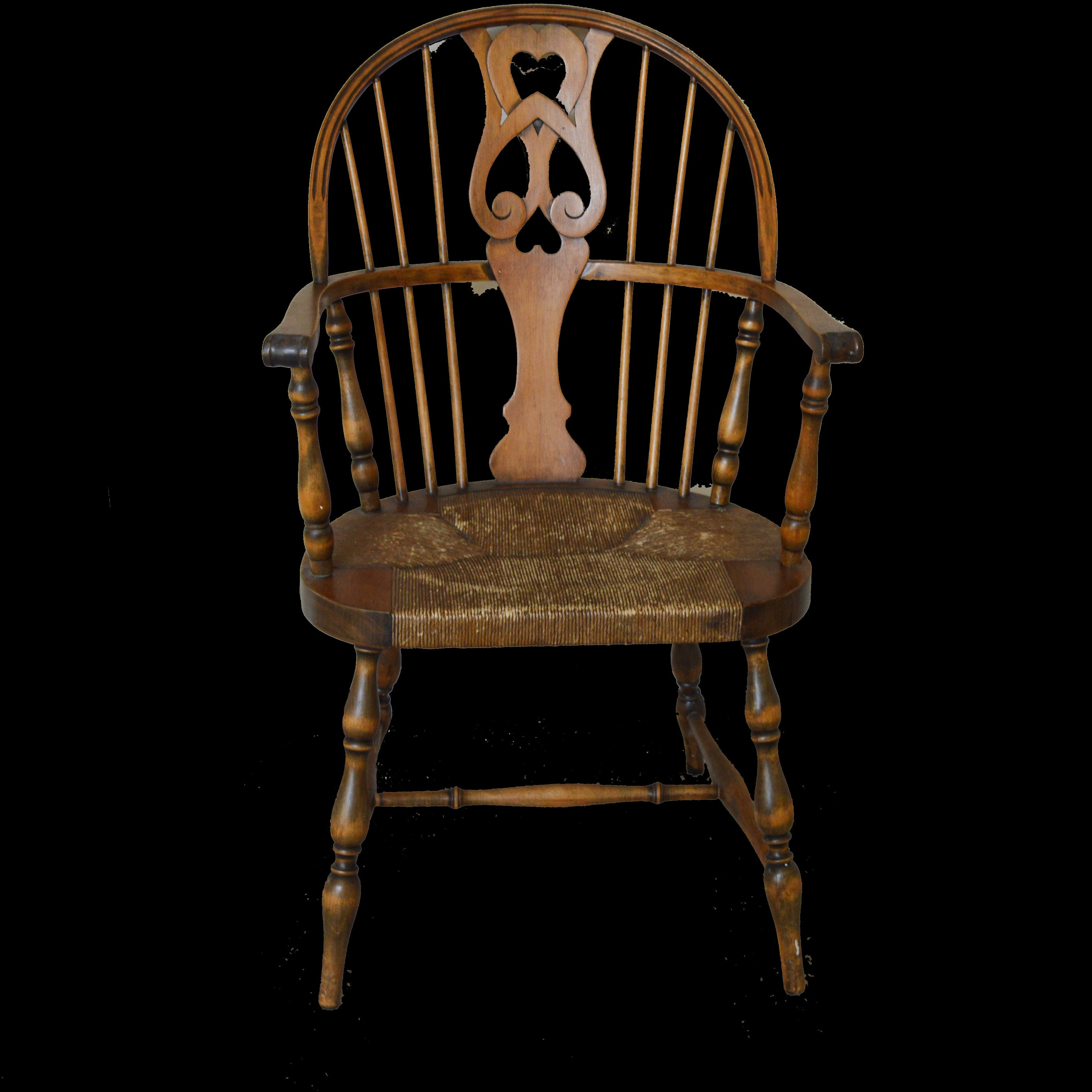Vintage Windsor Style Chair
