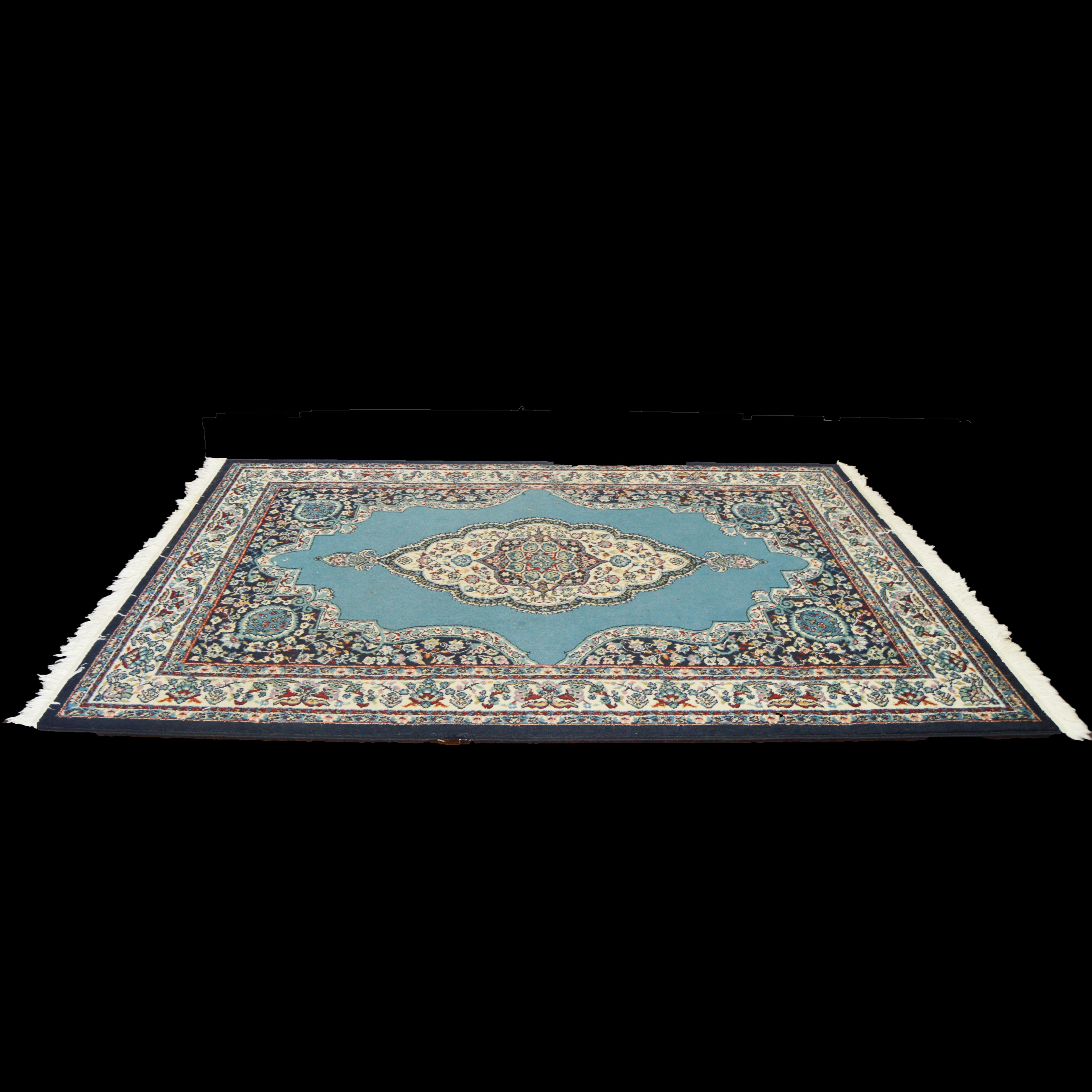 Ramses Collection Machine-Made Area Rug
