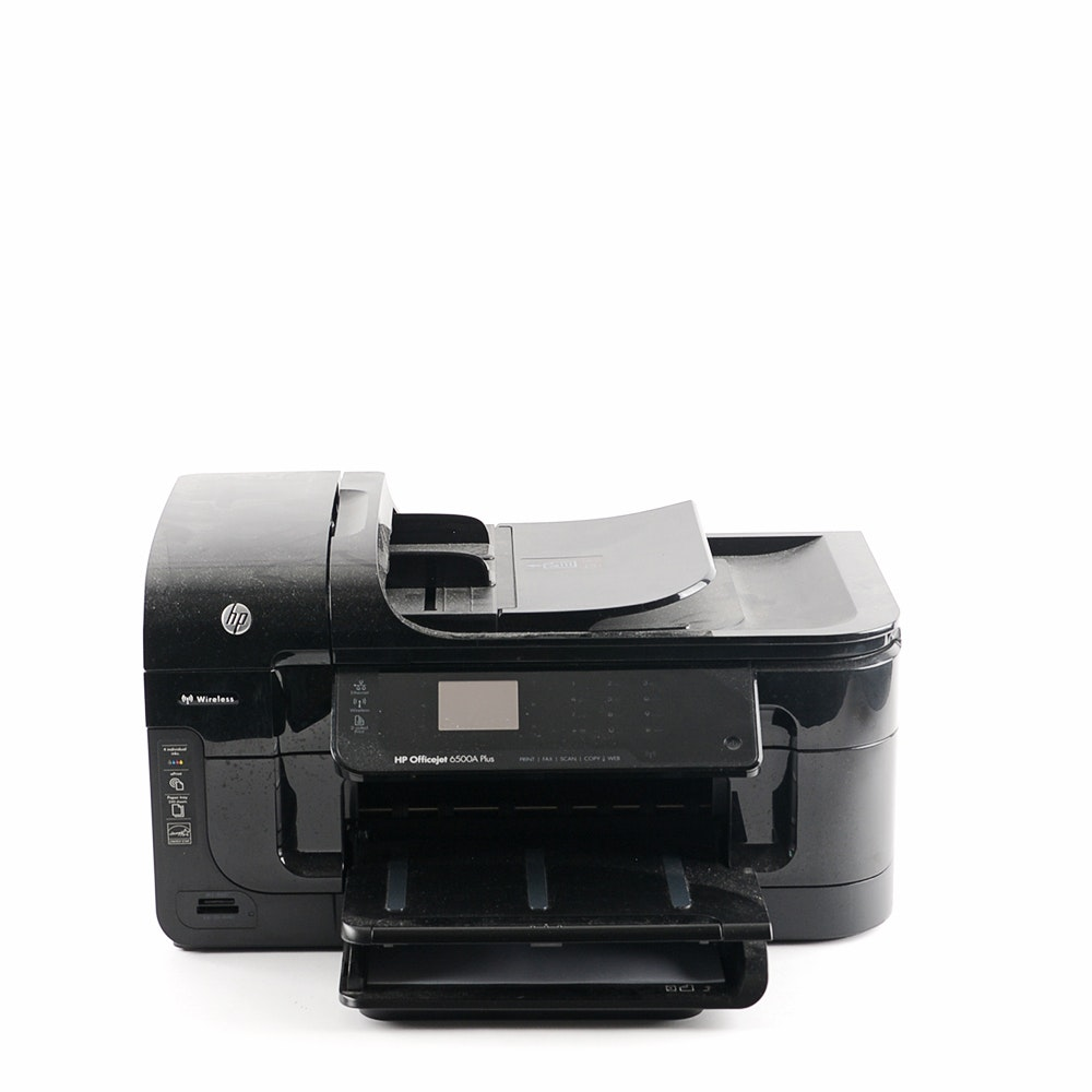 HP Officejet 6500A Plus All-In-One Printer