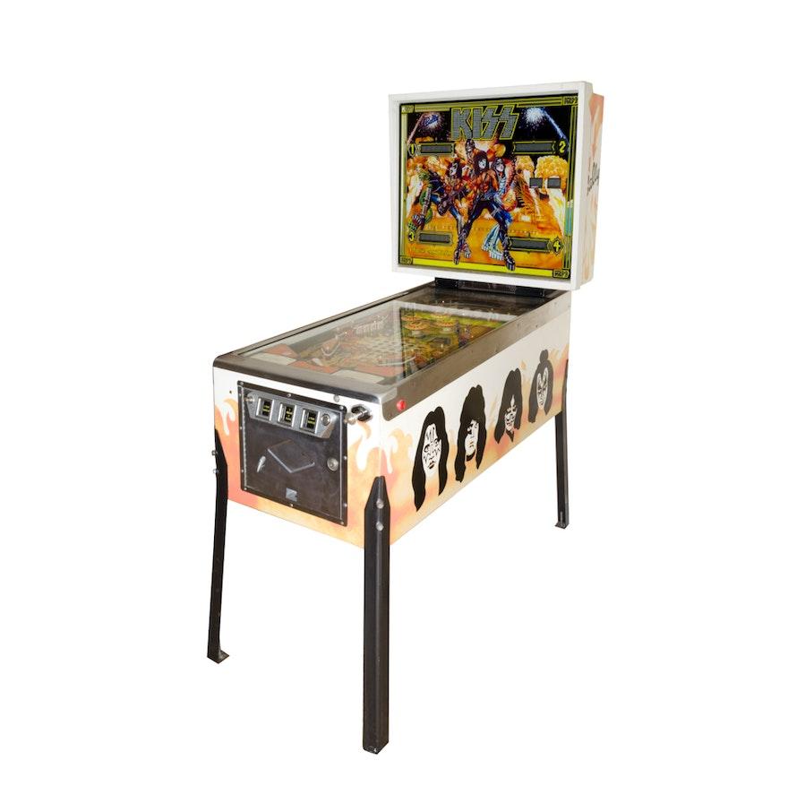 Vintage bally kiss pinball machine ebth vintage bally kiss pinball machine geotapseo Image collections