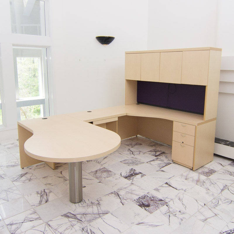 Lacasse Group Wrap Around Office Desk ...