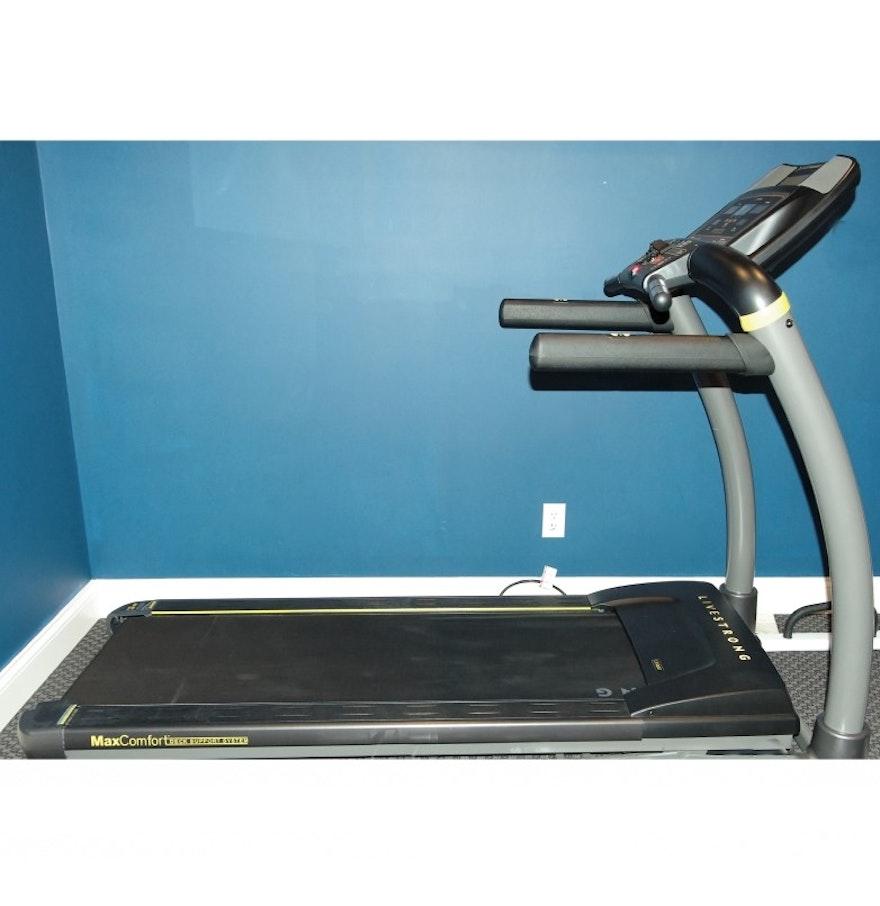 Livestrong Treadmill Rating: Livestrong Treadmill : EBTH