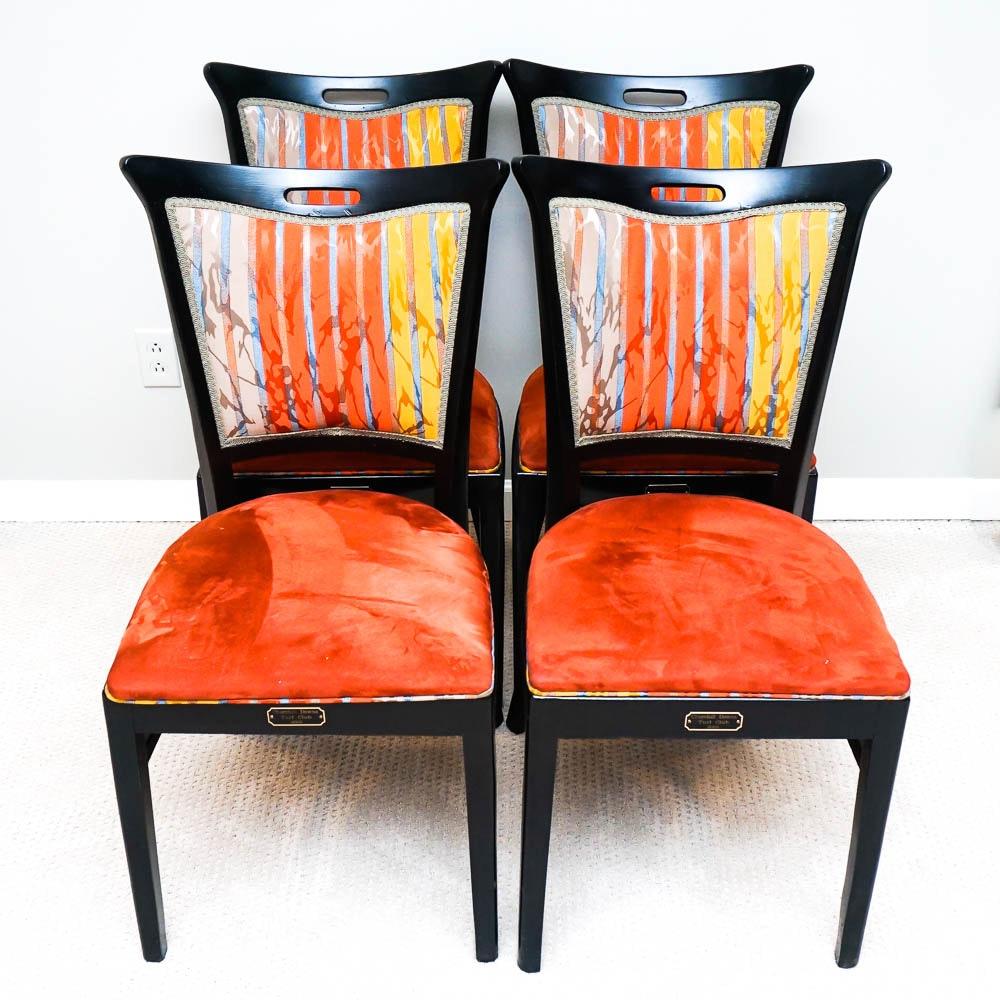 Churchill Downs Maple Turf Club Chair Set