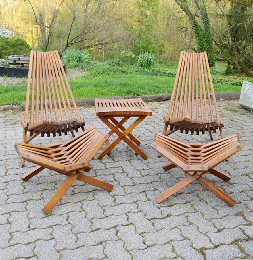 Patio Furniture Auction Outdoor And Garden Decor Auctions In - Fine patio furniture