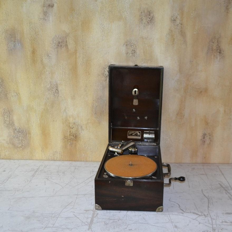RCA Victor Tabletop Victrola