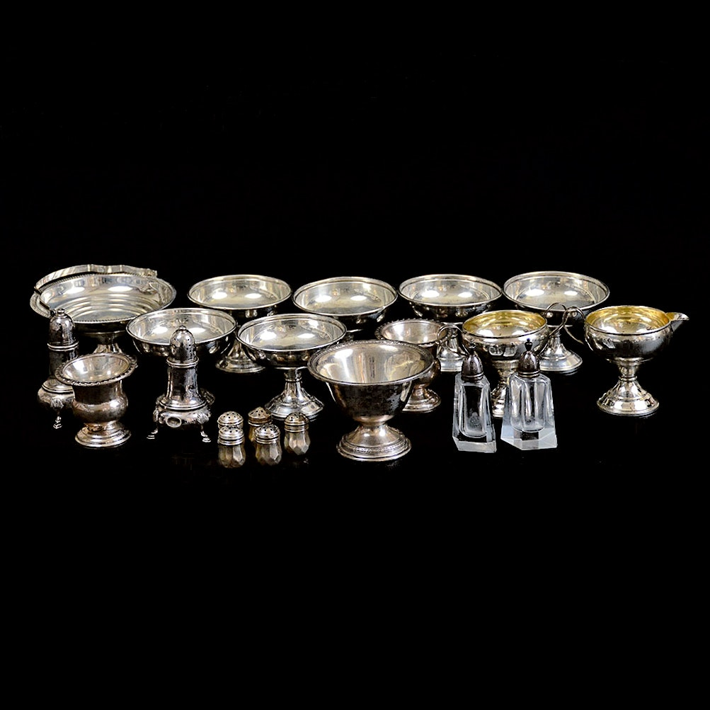 Selection of Sterling Silver Pieces