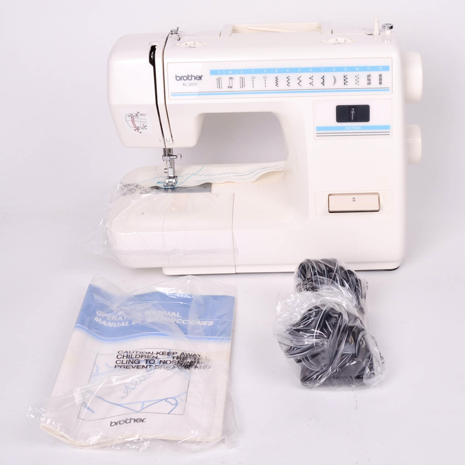 xl3010 sewing machine