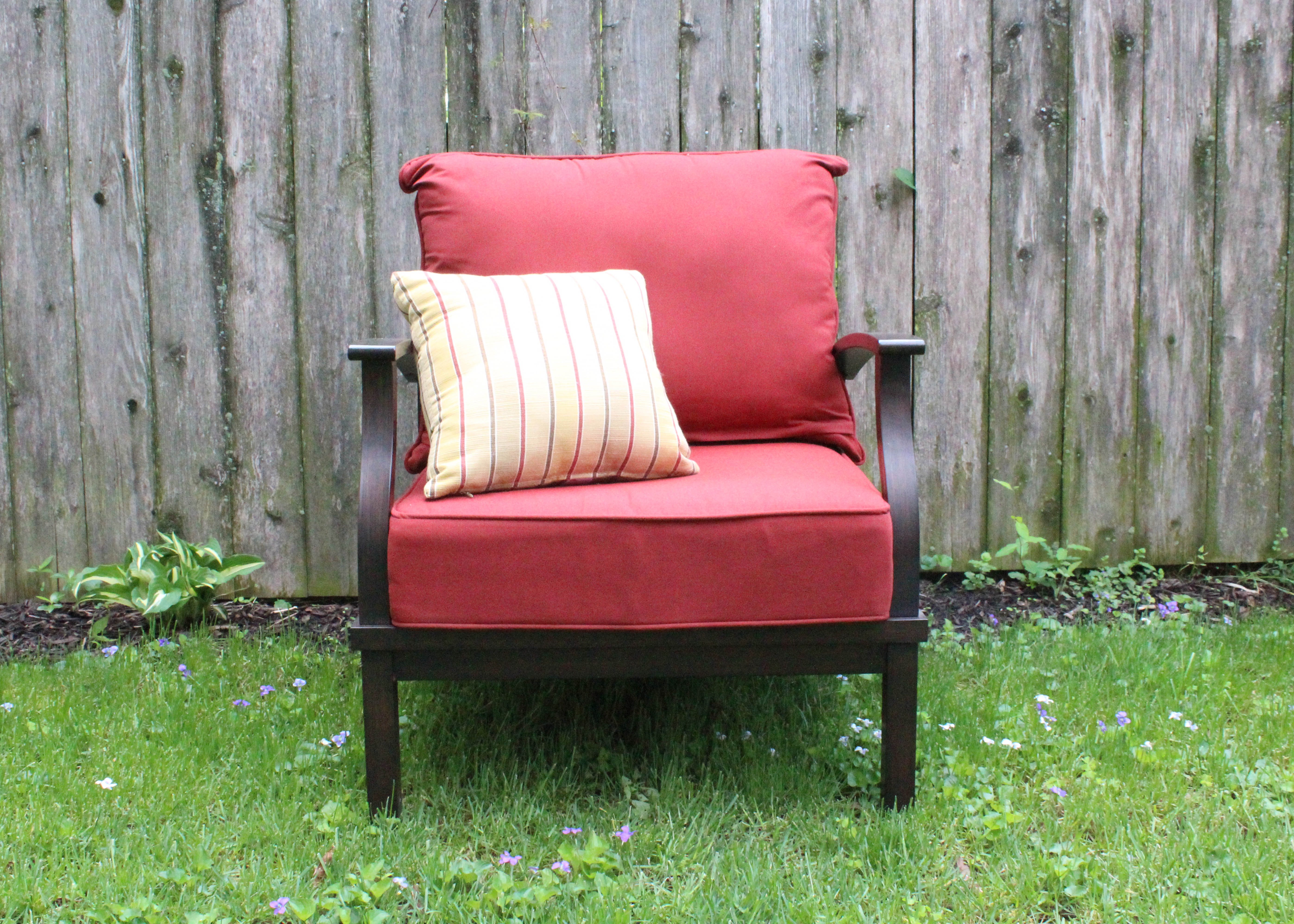 Allen Roth Gatewood Patio Chair EBTH
