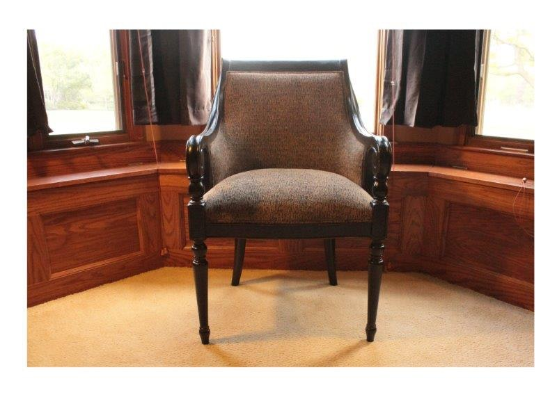 Bombay U0026 Company Ellsworth Chair ...