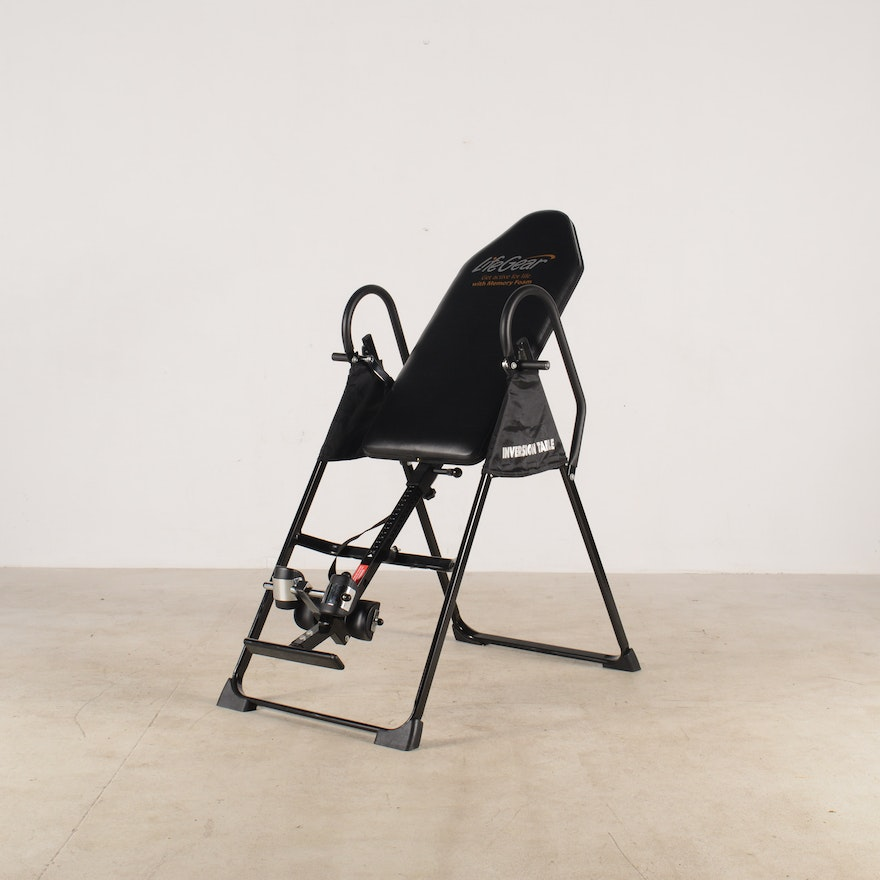Life Gear Inversion Table