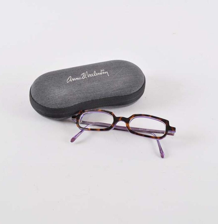 Eyeglass Frames On Consignment : Anne et Valentin Eyeglasses : EBTH