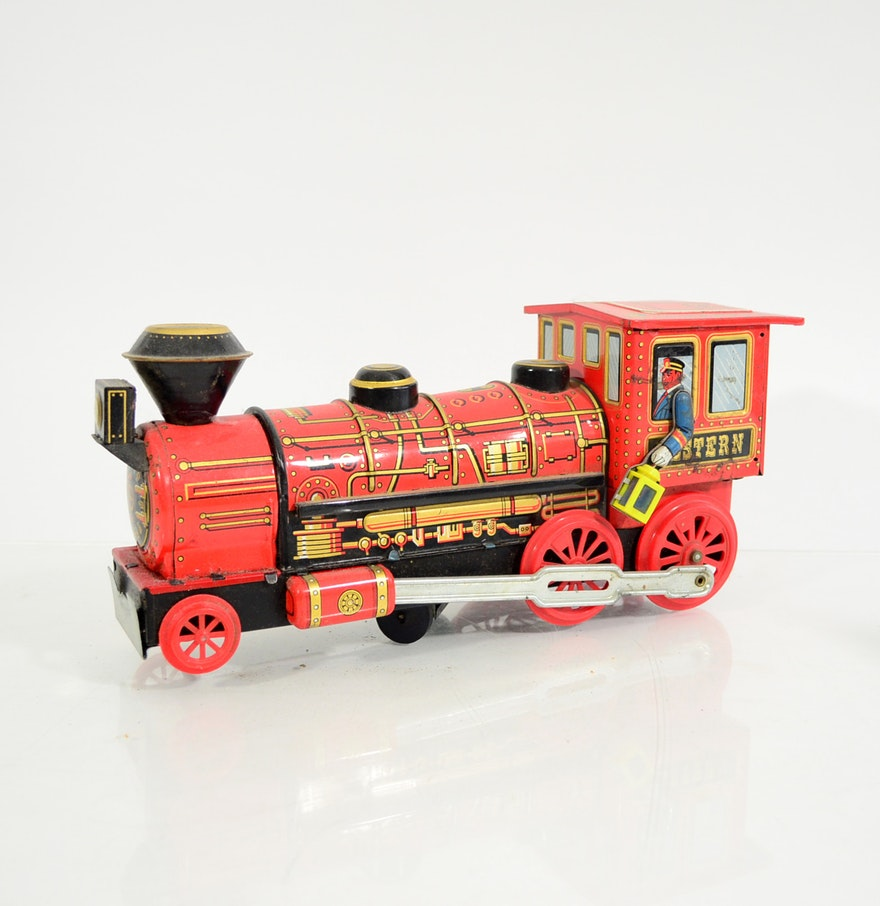 Vintage Modern Toys 6