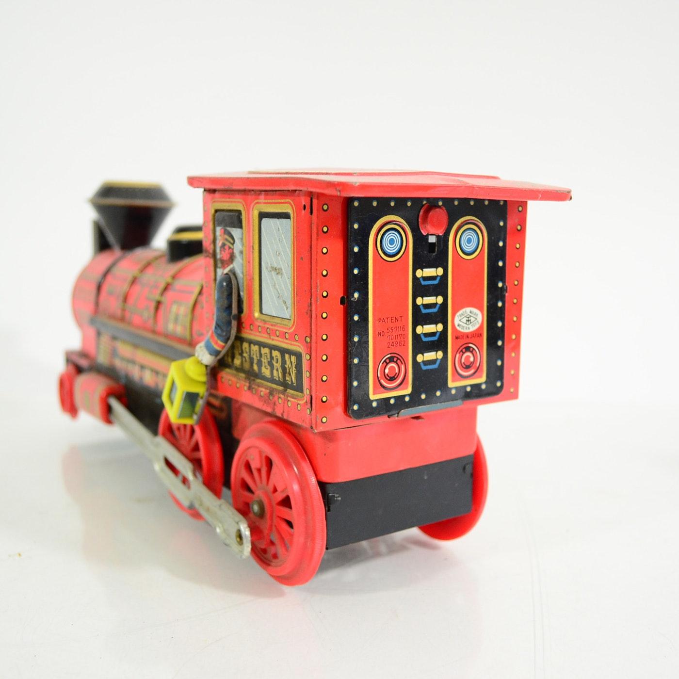 Vintage Modern Toys 16