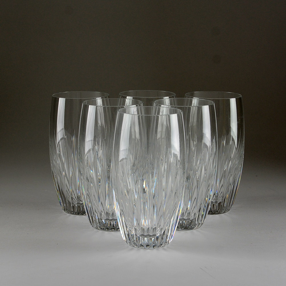 Baccarat Crystal Highball Drinking Glass
