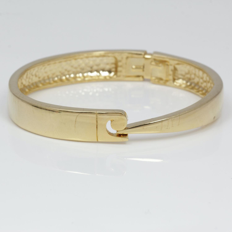 Vintage 1970s Pierre Cardin Logo Bracelet