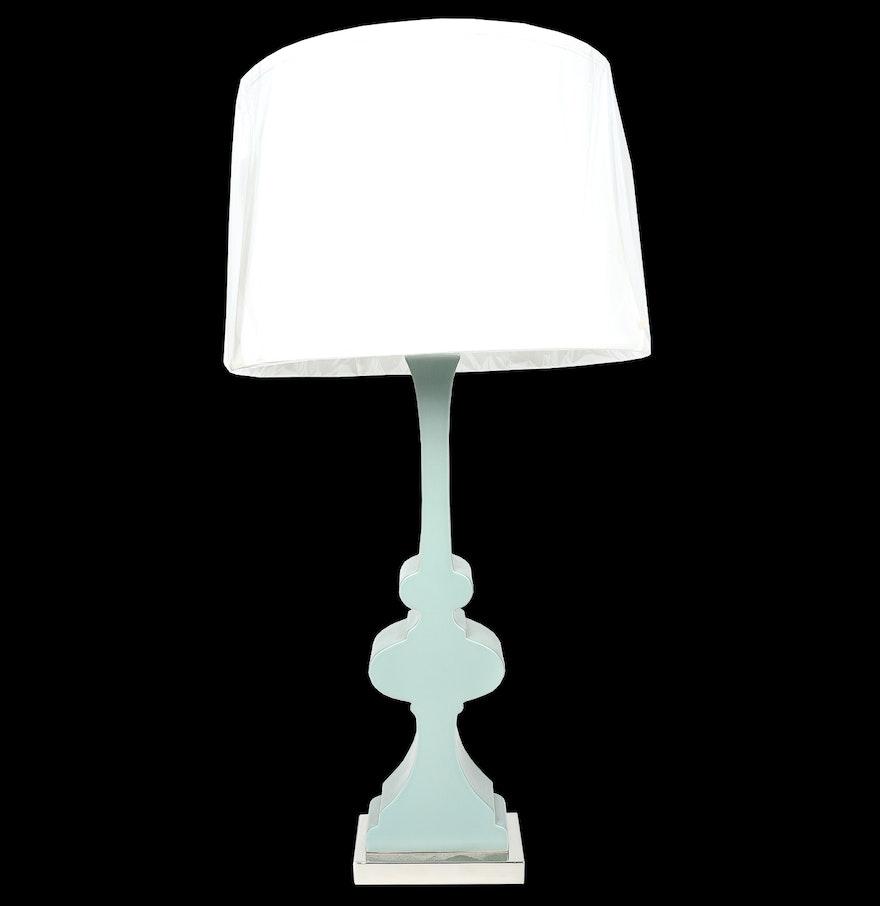 Sculptural Table Lamp : EBTH