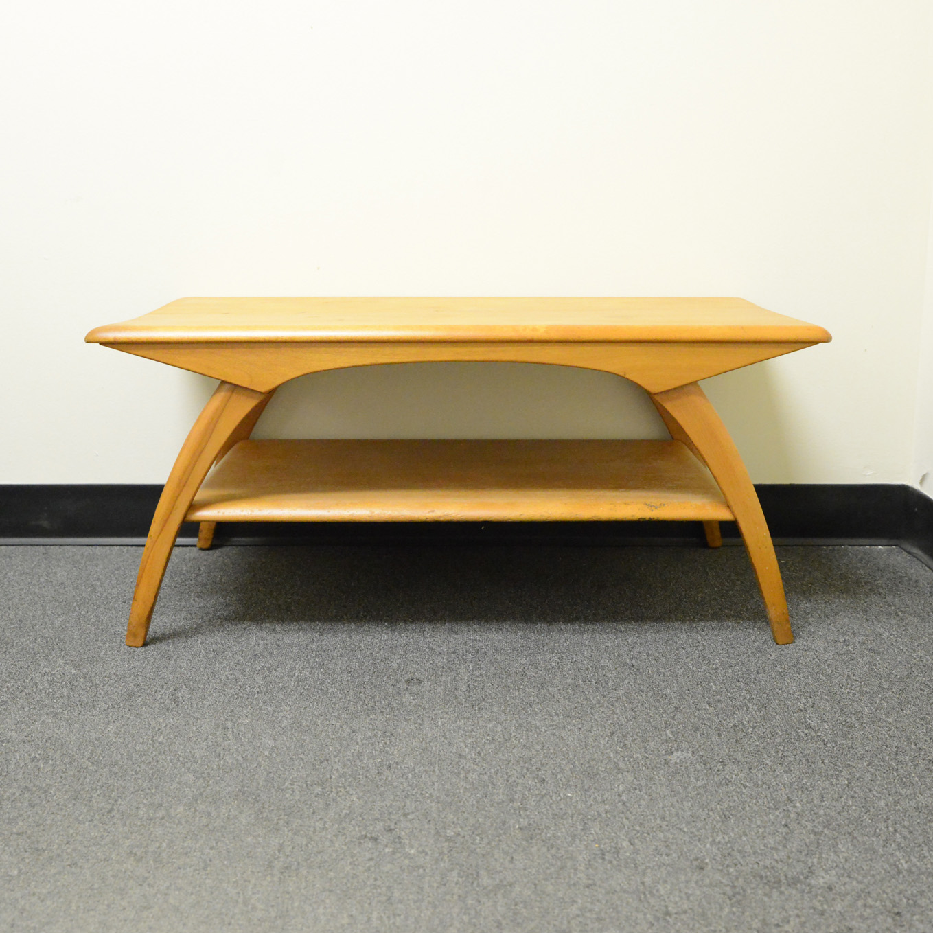 Vintage Mid Century Modern HeywoodWakefield Cocktail Table EBTH