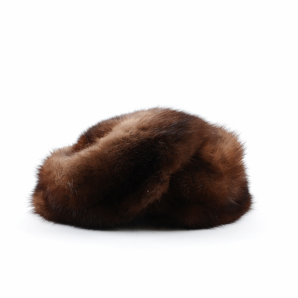 big sale bc4e3 4fb0b ... norway vintage mink fur womens hat 39392 f20b9 ...