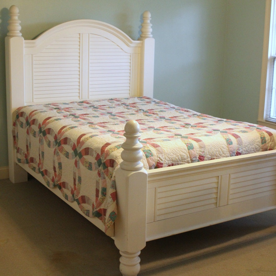 Broyhill Queen Bed Frame : EBTH