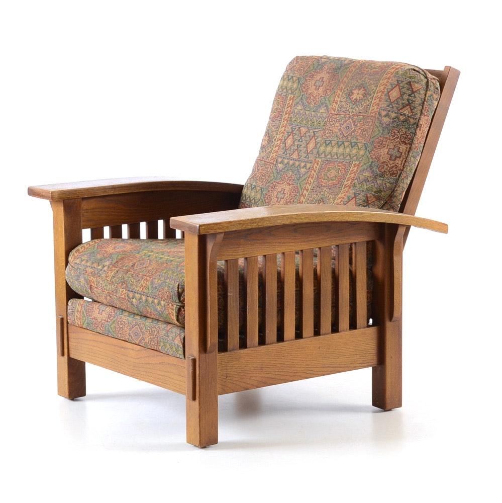 Flexsteel Mission Style Armchair ...