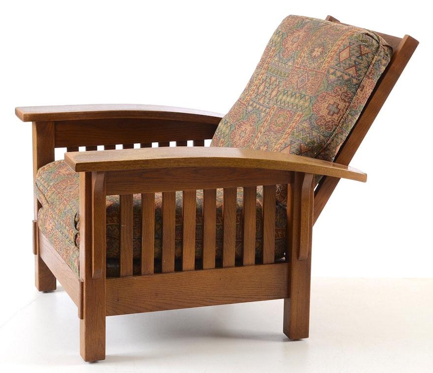 Flexsteel Mission Style Armchair | EBTH