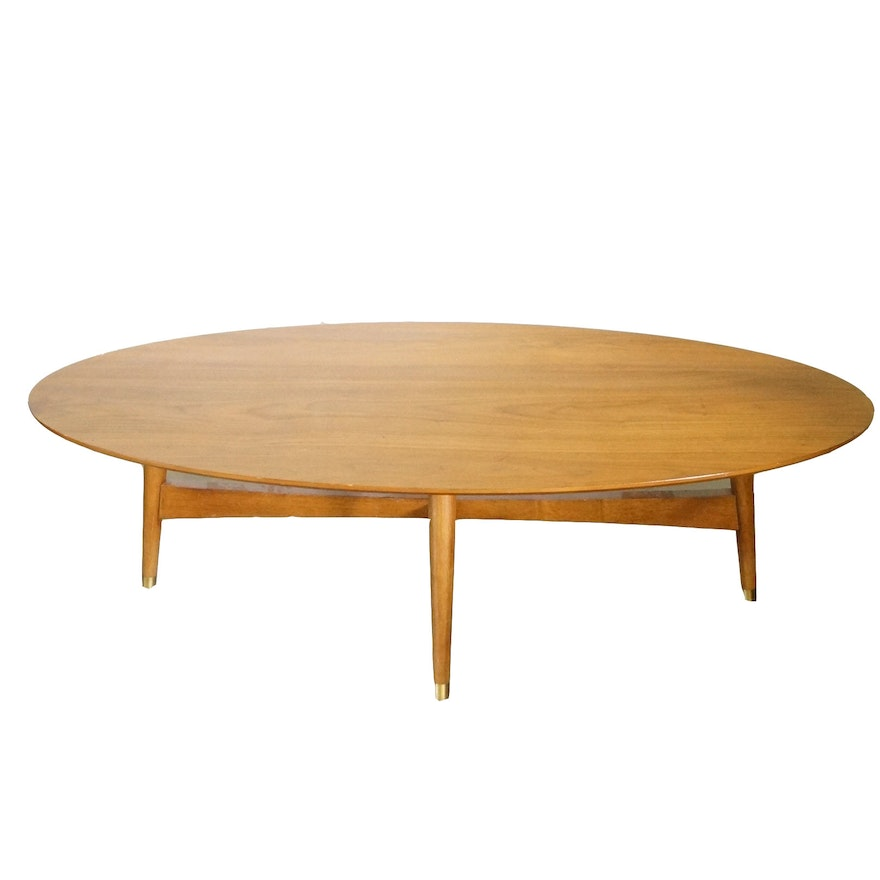 West Elm Mid-Century Coffee Table : EBTH
