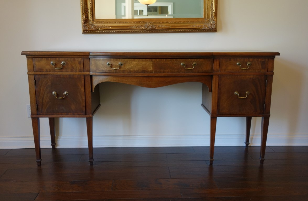 Romweber Thornhill House Collection Federal Style Mahogany Buffet
