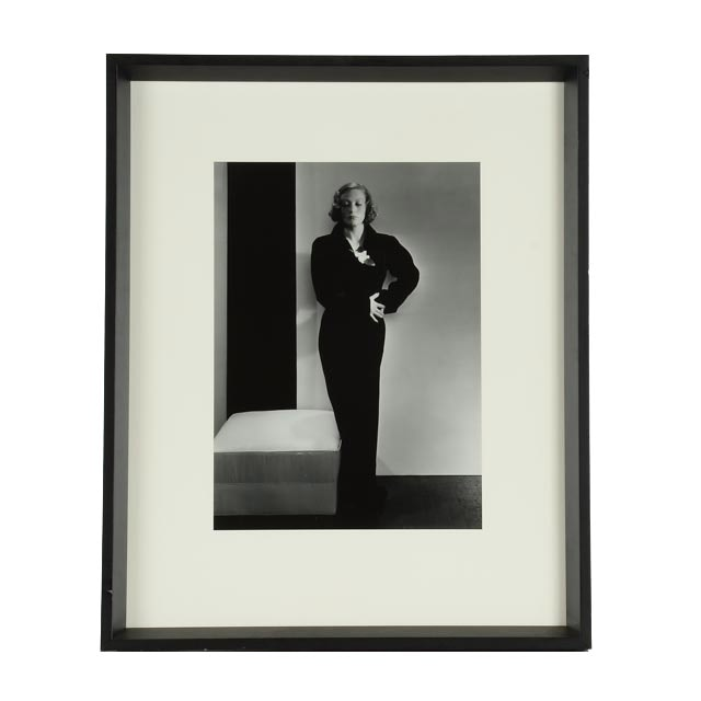 """Edward Steichen Limited Edition Gelatin-Silver Print """"Joan Crawford"""""""