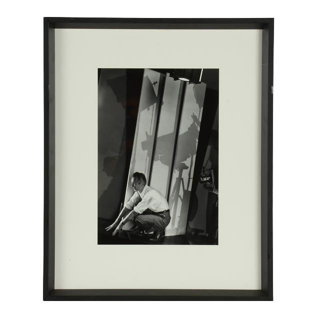 Edward Steichen Limited Edition Gelatin-Silver Print Self Portrait