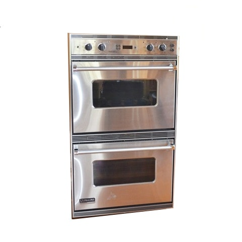 ordinary Kitchen Appliance Auction #2: Brand New Viking Professional Series UltralineElectric Double Wall Oven