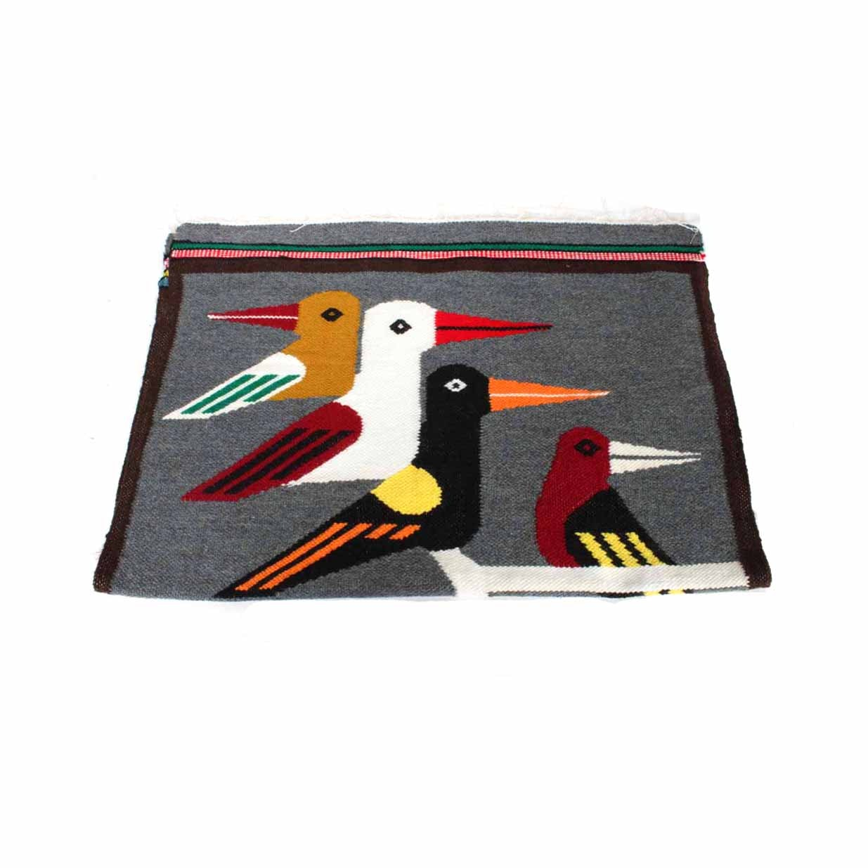 Native American Woven Tapestry Ebth