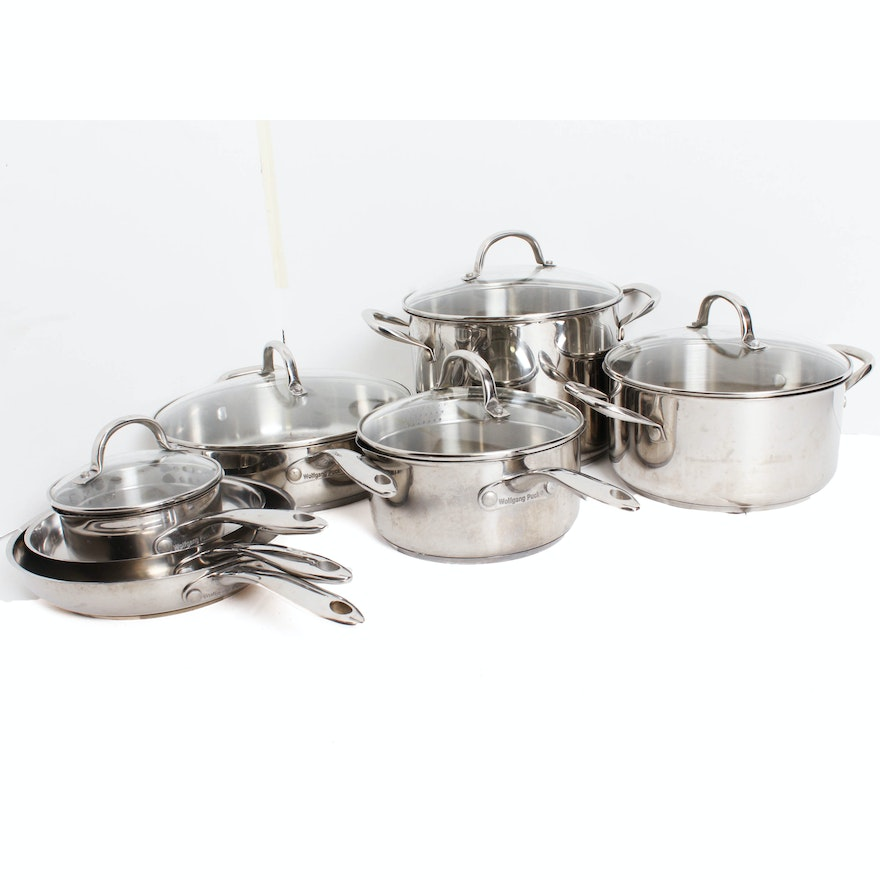 Wolfgang Puck S Cafe Collection Pot