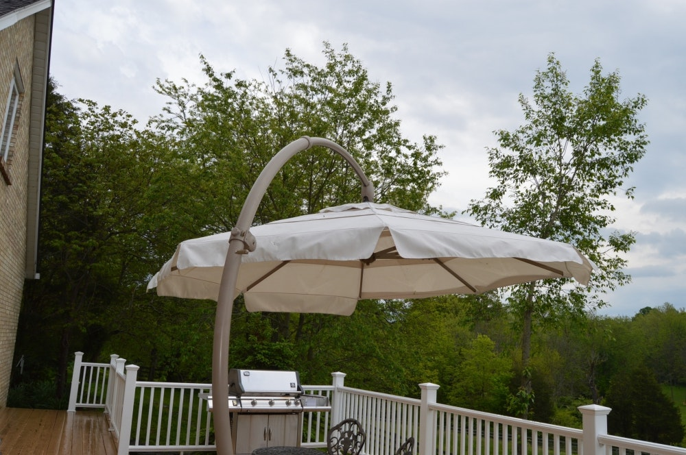Oversized Patio Umbrella Sale