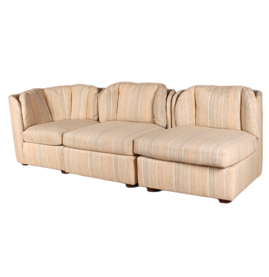 Henredon Folio 500 Sectional Sofa Ebth